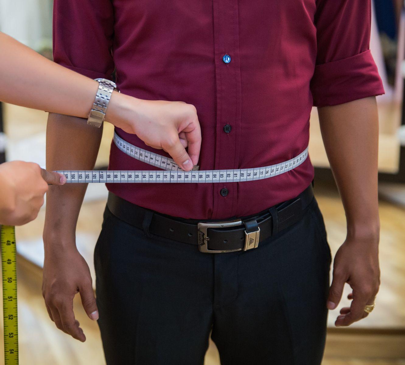 cách đo áo vest nam